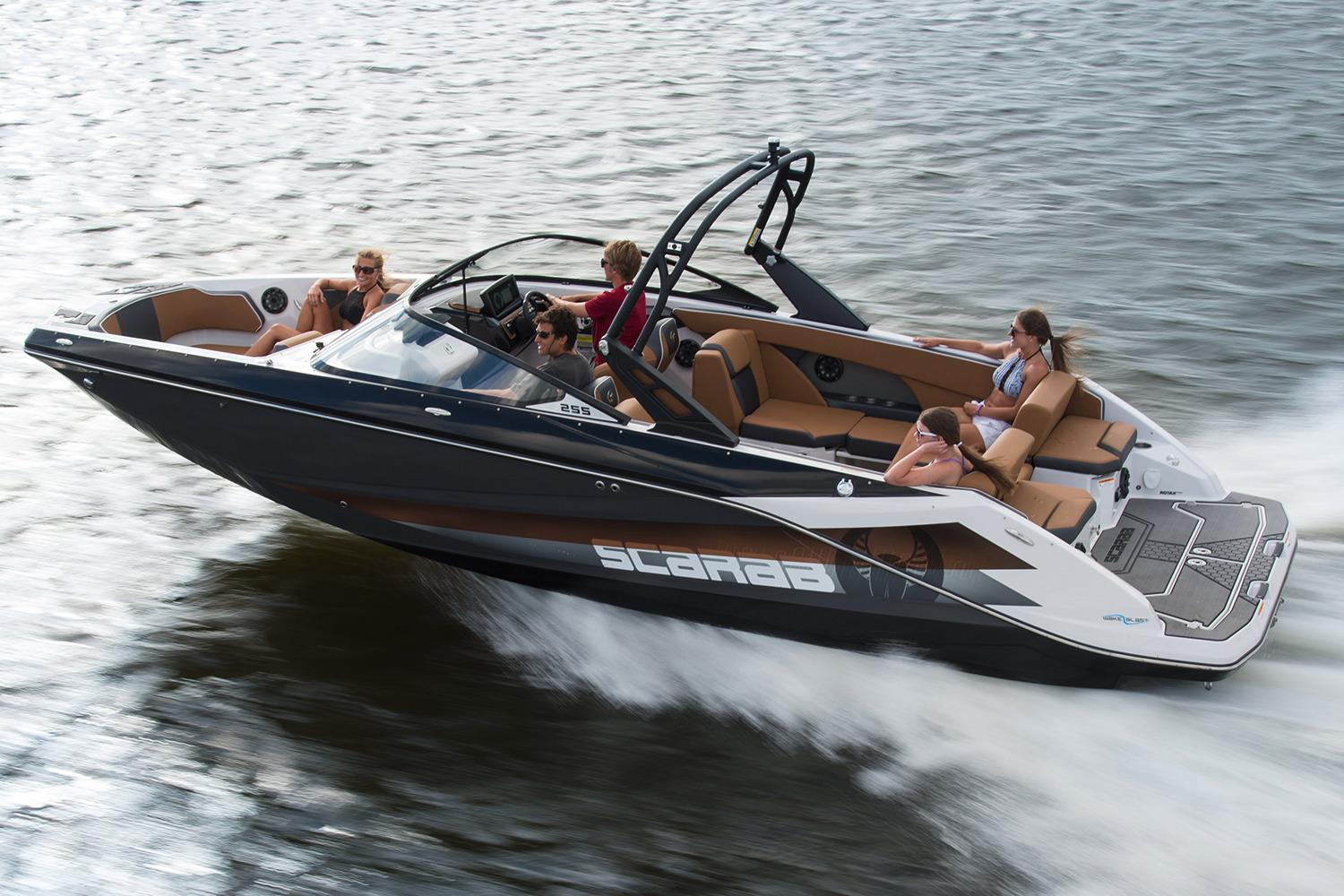 2017 Scarab 255 Impulse in Goldsboro, North Carolina