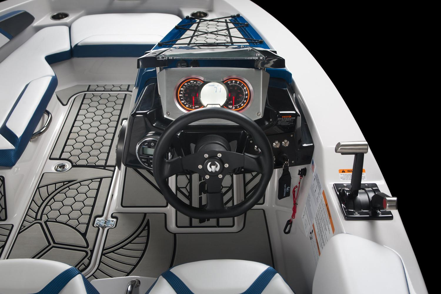 New 2018 Scarab 165 ID Power Boats Inboard in Honesdale, PA
