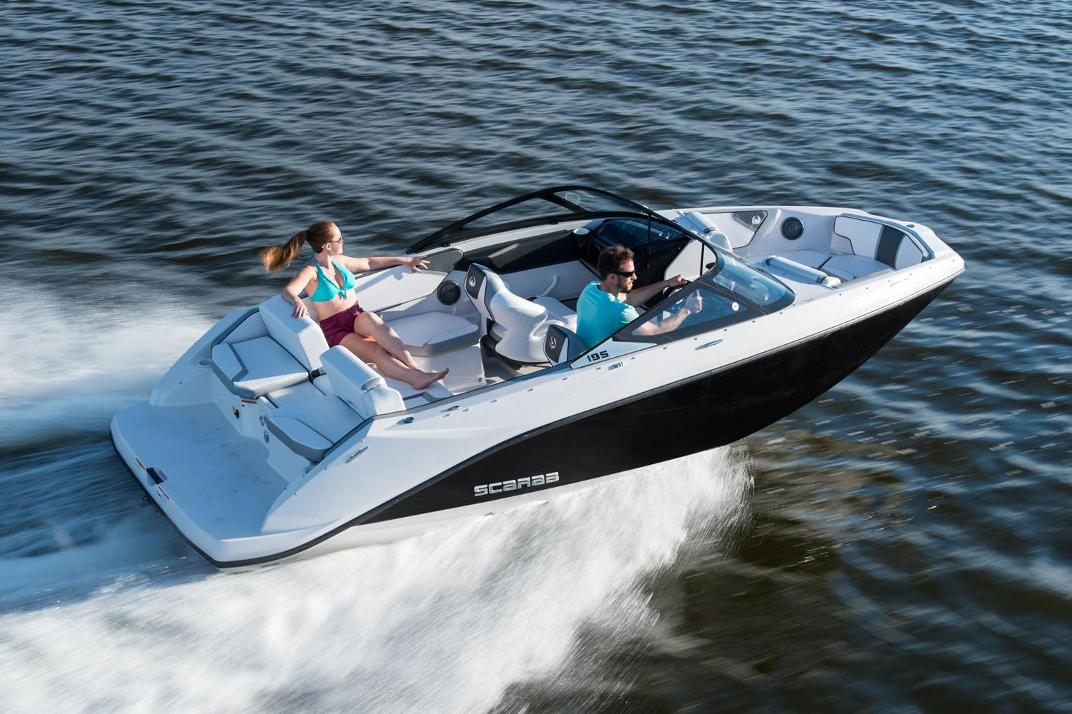 2018 Scarab 195 G in Clearwater, Florida - Photo 2