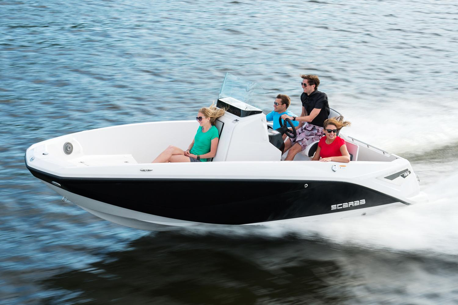 2018 Scarab 195 Open G in Hutchinson, Minnesota