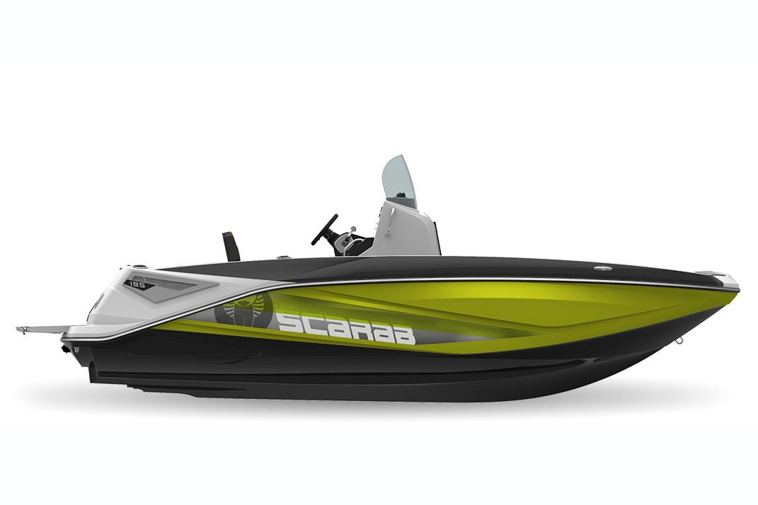 2018 Scarab 195 Open ID in Hobe Sound, Florida