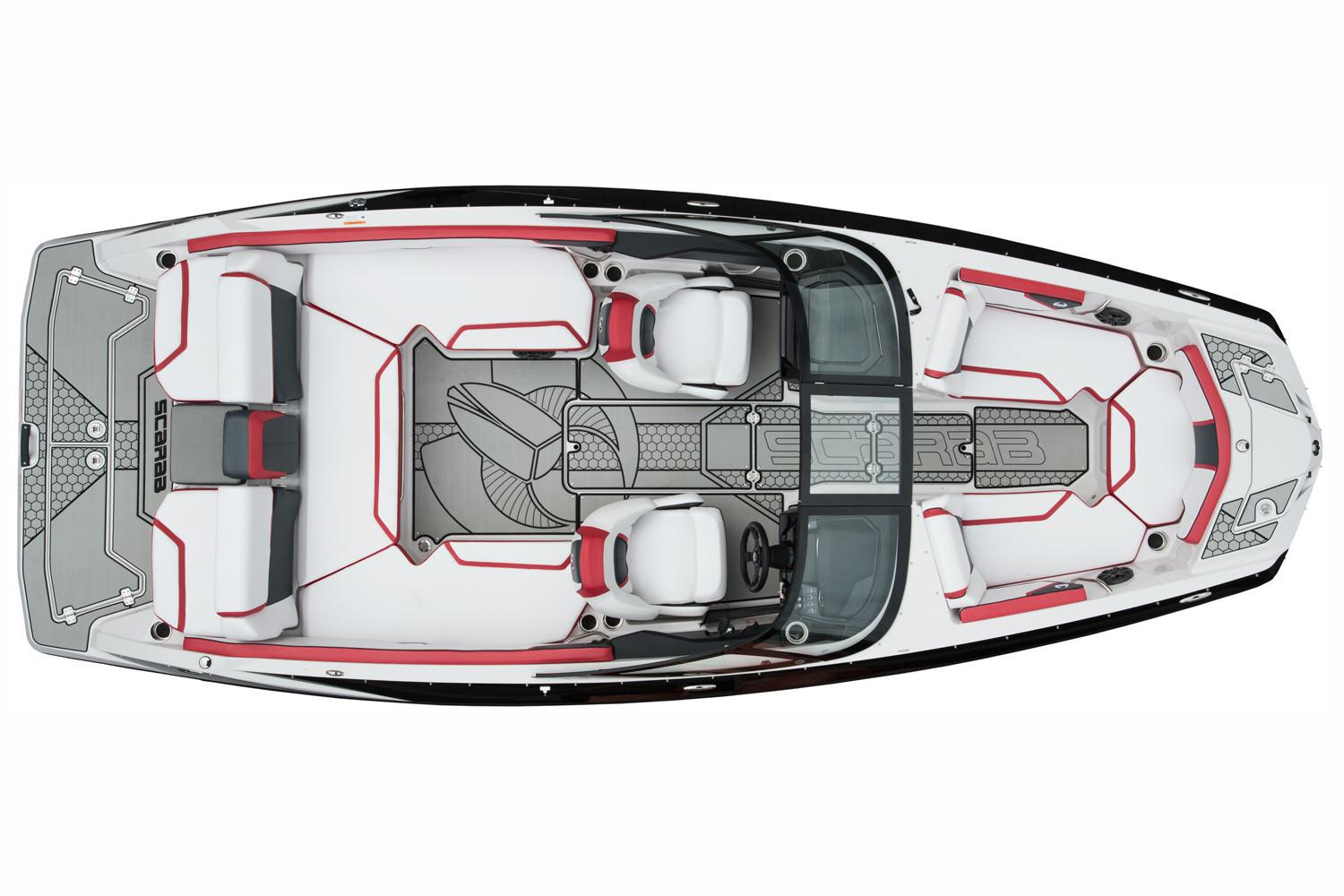 2018 Scarab 215 ID in Clearwater, Florida