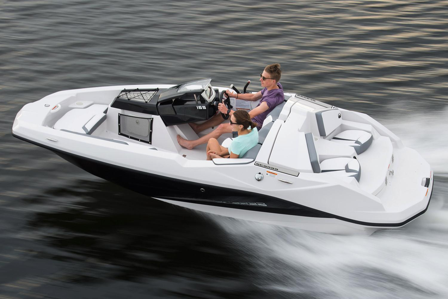2019 Scarab 165 G in Clearwater, Florida - Photo 2