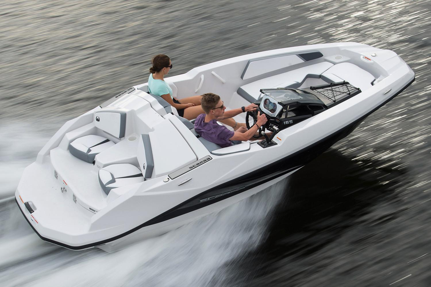 2019 Scarab 165 G in Clearwater, Florida - Photo 3