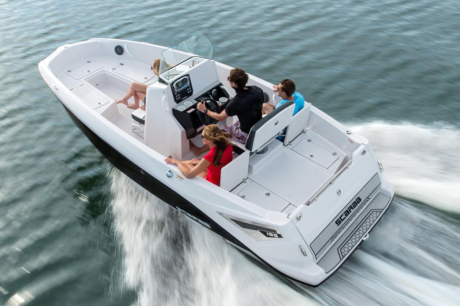 2019 Scarab 195 Open G in Kenner, Louisiana