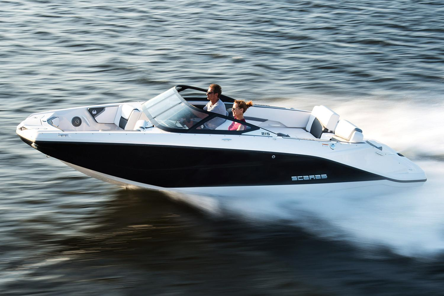 2019 Scarab 215 G in Kenner, Louisiana