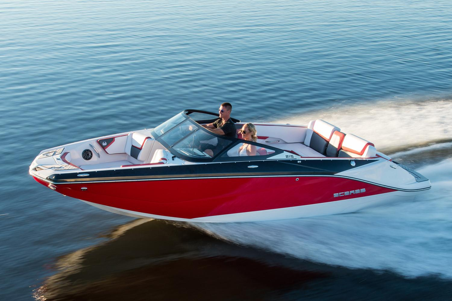 2019 Scarab 215 ID in Clearwater, Florida - Photo 1