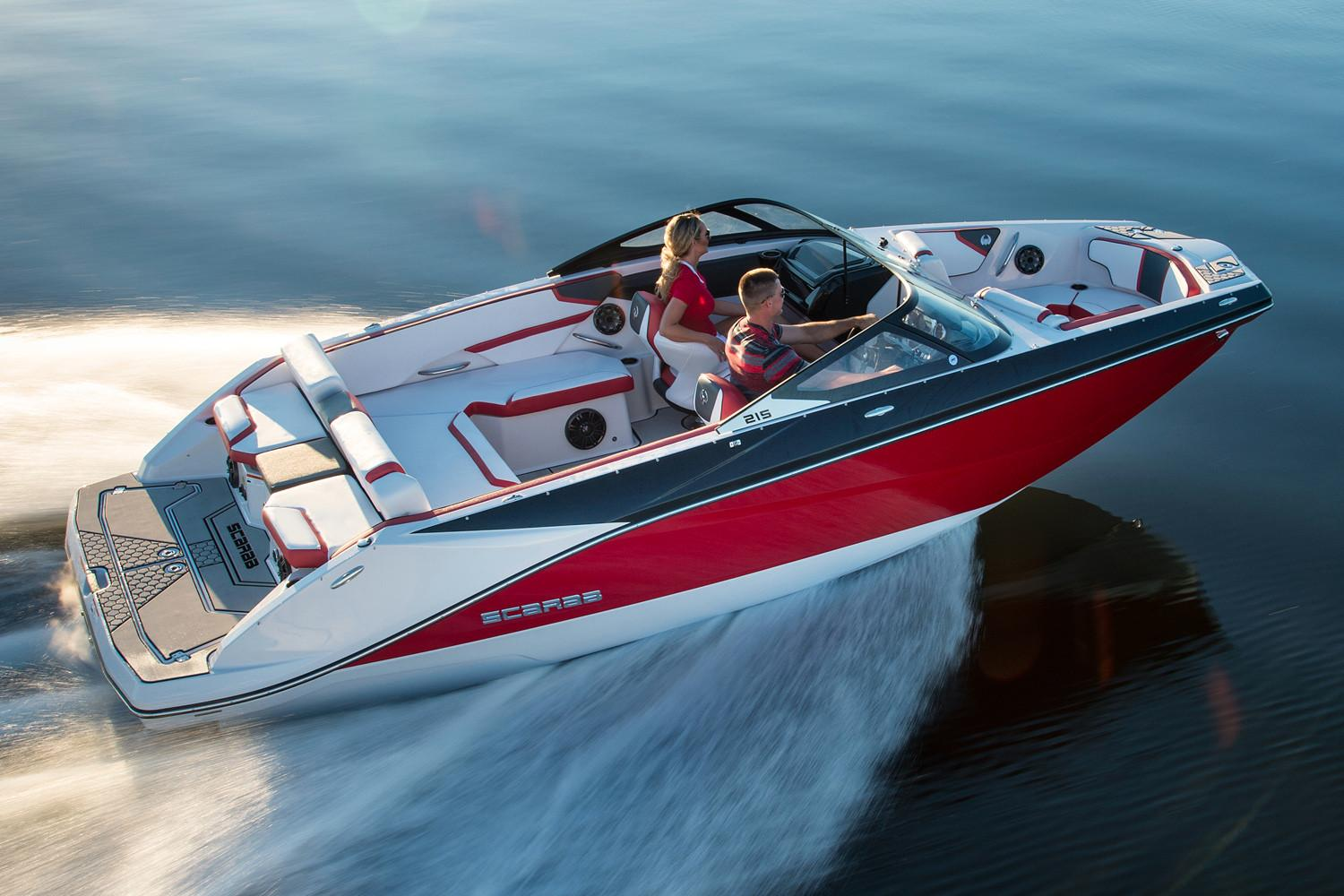 2019 Scarab 215 ID in Clearwater, Florida - Photo 2