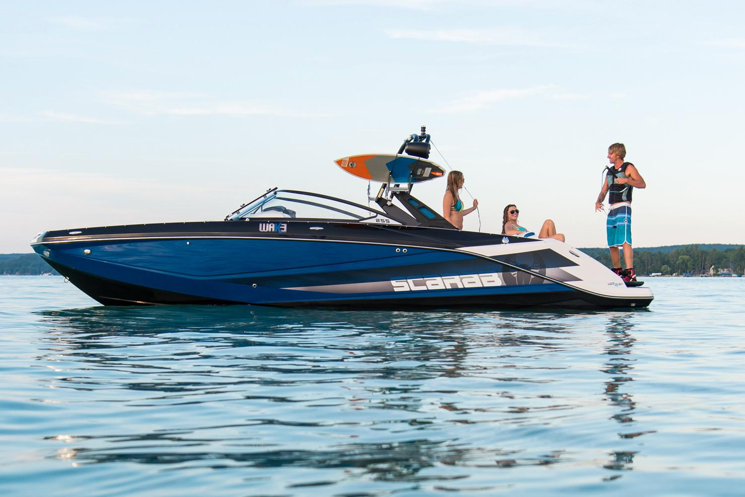 2019 Scarab 255 ID in Clearwater, Florida - Photo 3