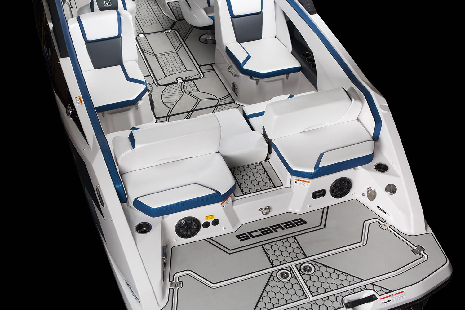 2019 Scarab 255 ID in Clearwater, Florida - Photo 9