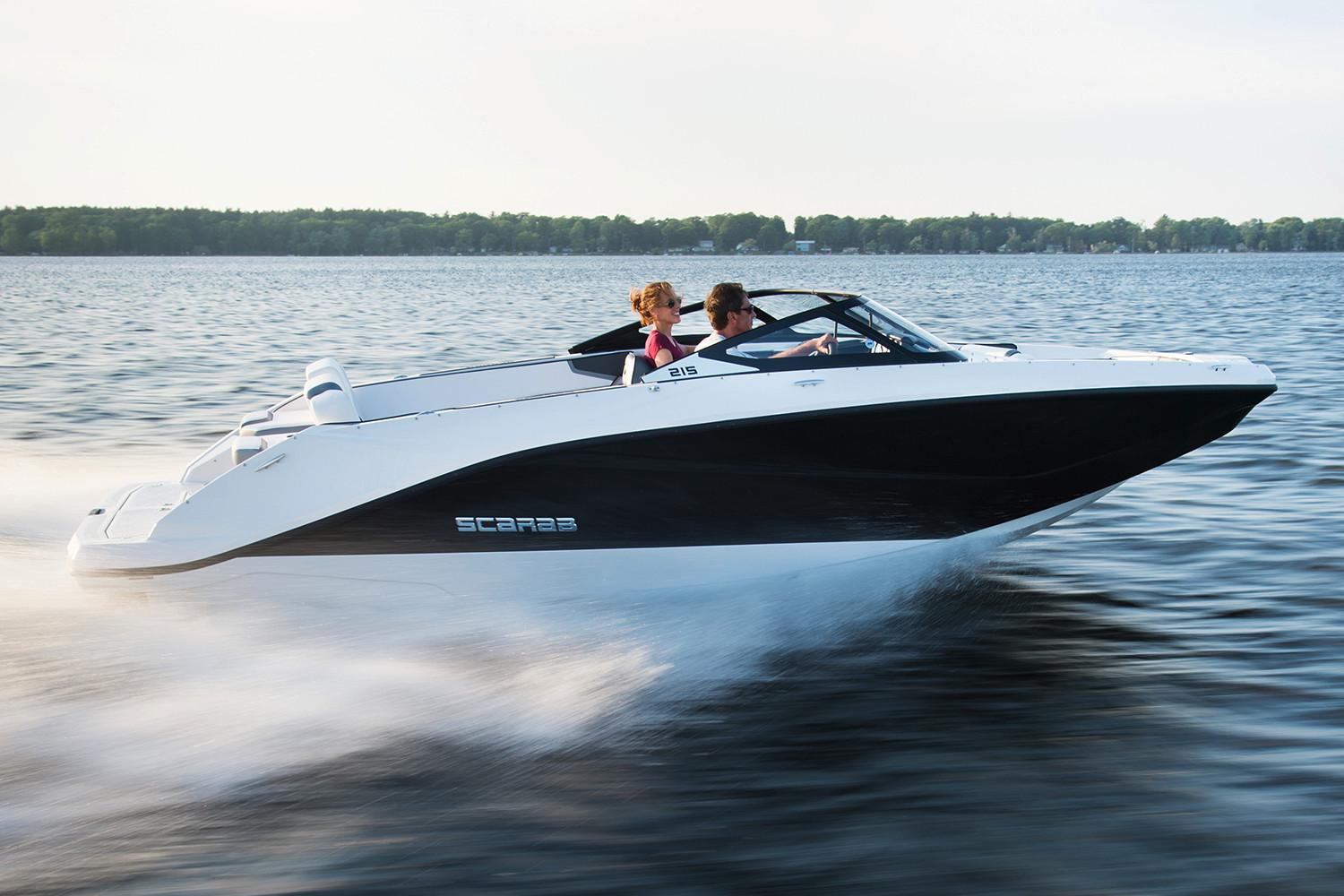 2020 Scarab 215 G in Clearwater, Florida - Photo 1