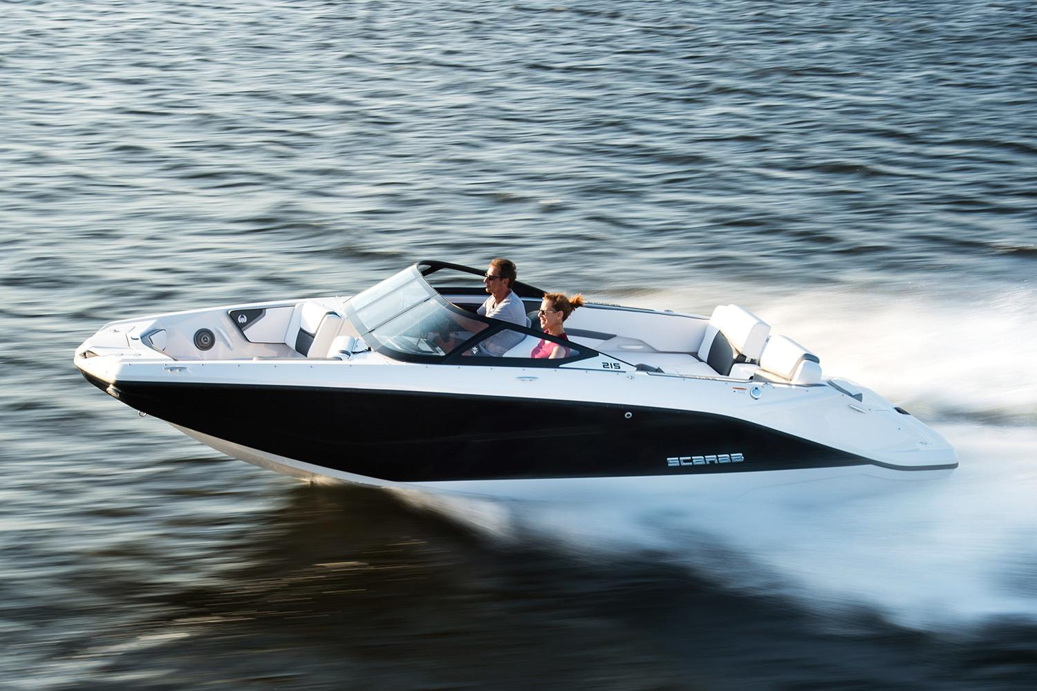 2020 Scarab 215 G in Clearwater, Florida - Photo 3