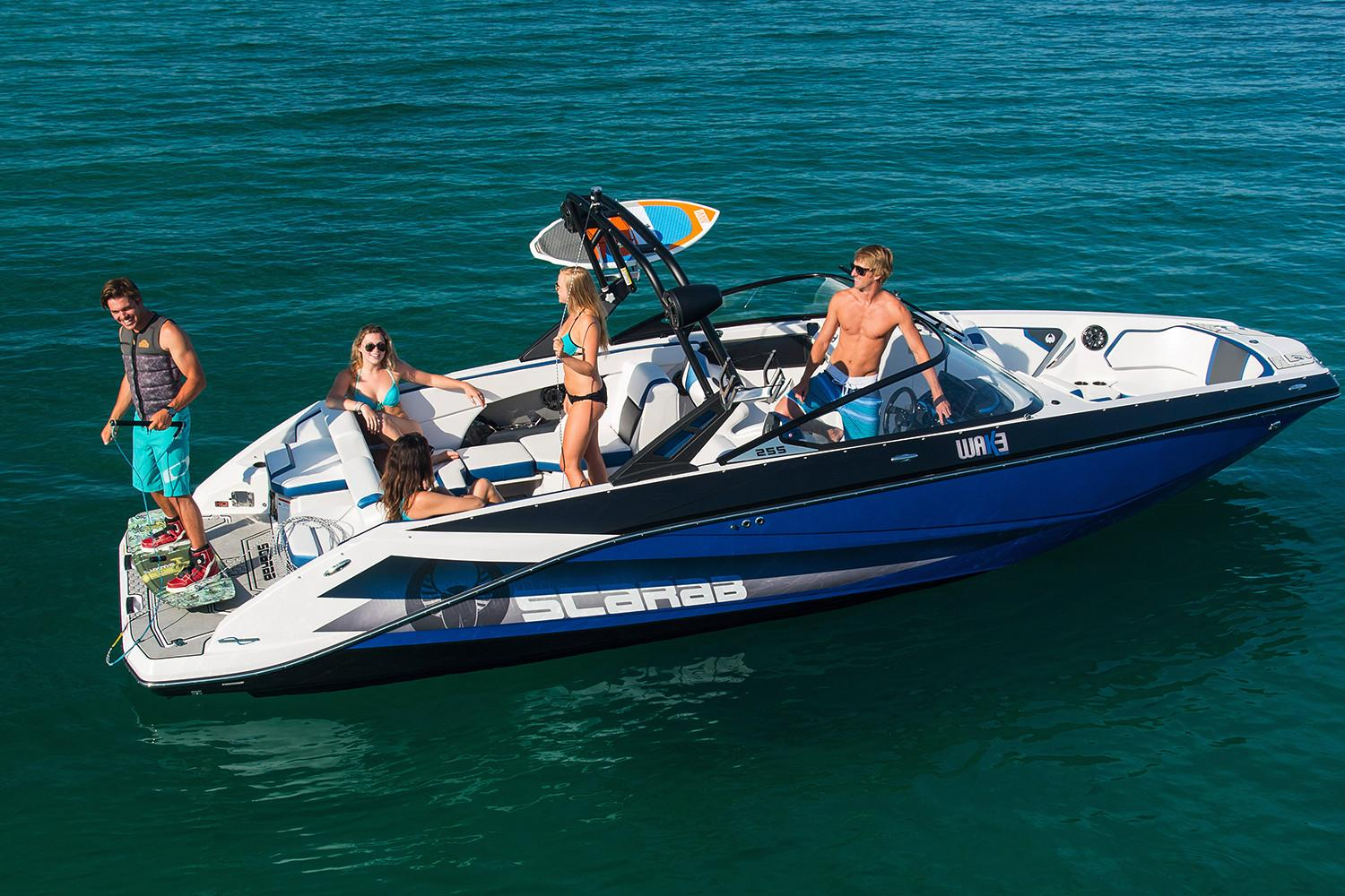 2020 Scarab 255 ID in Clearwater, Florida - Photo 2