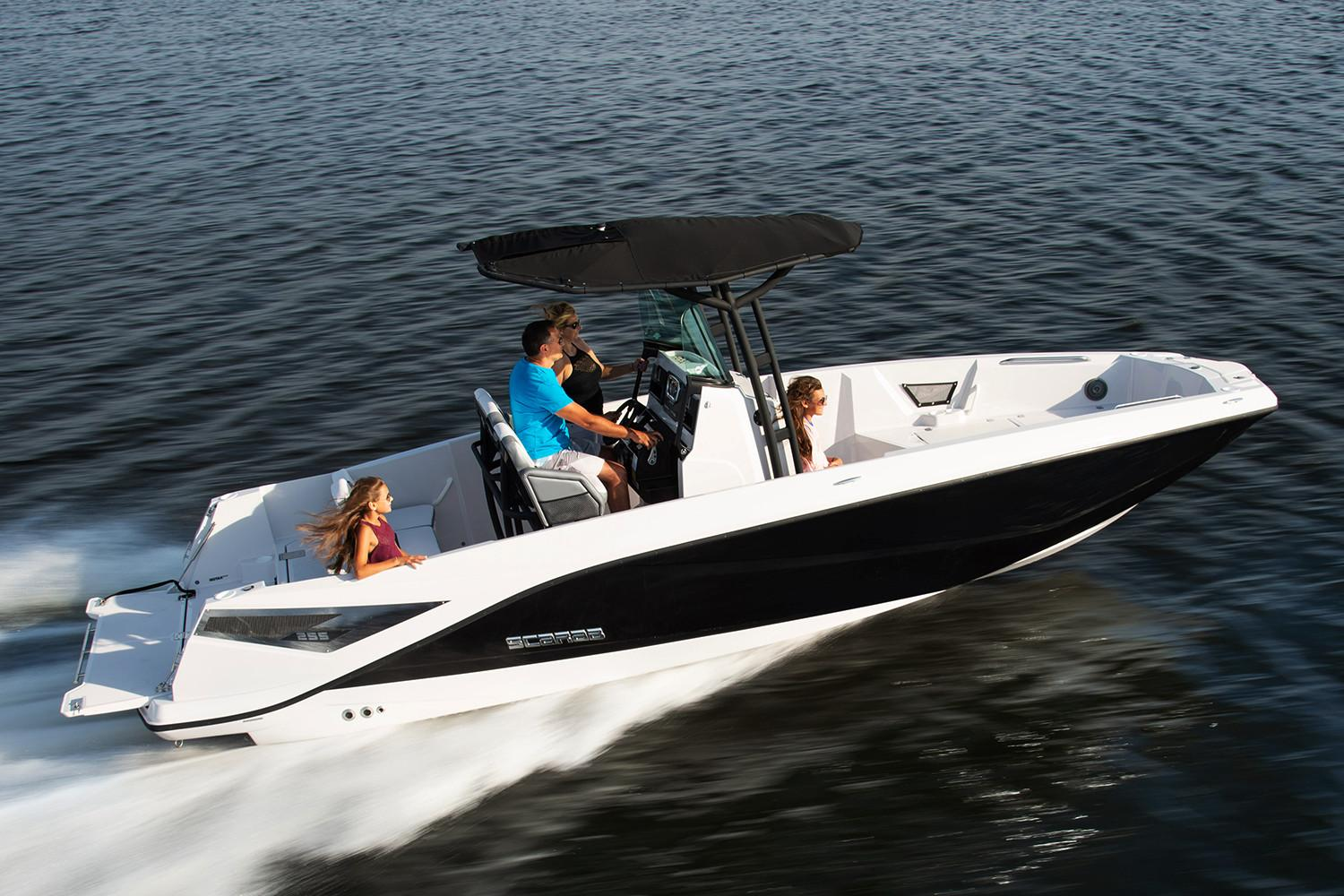2020 Scarab 255 Open G in Portland, Oregon - Photo 1