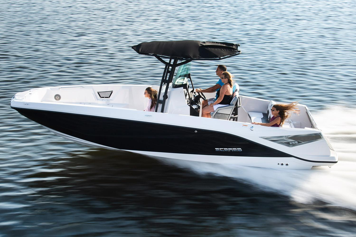 2020 Scarab 255 Open G in Portland, Oregon - Photo 2