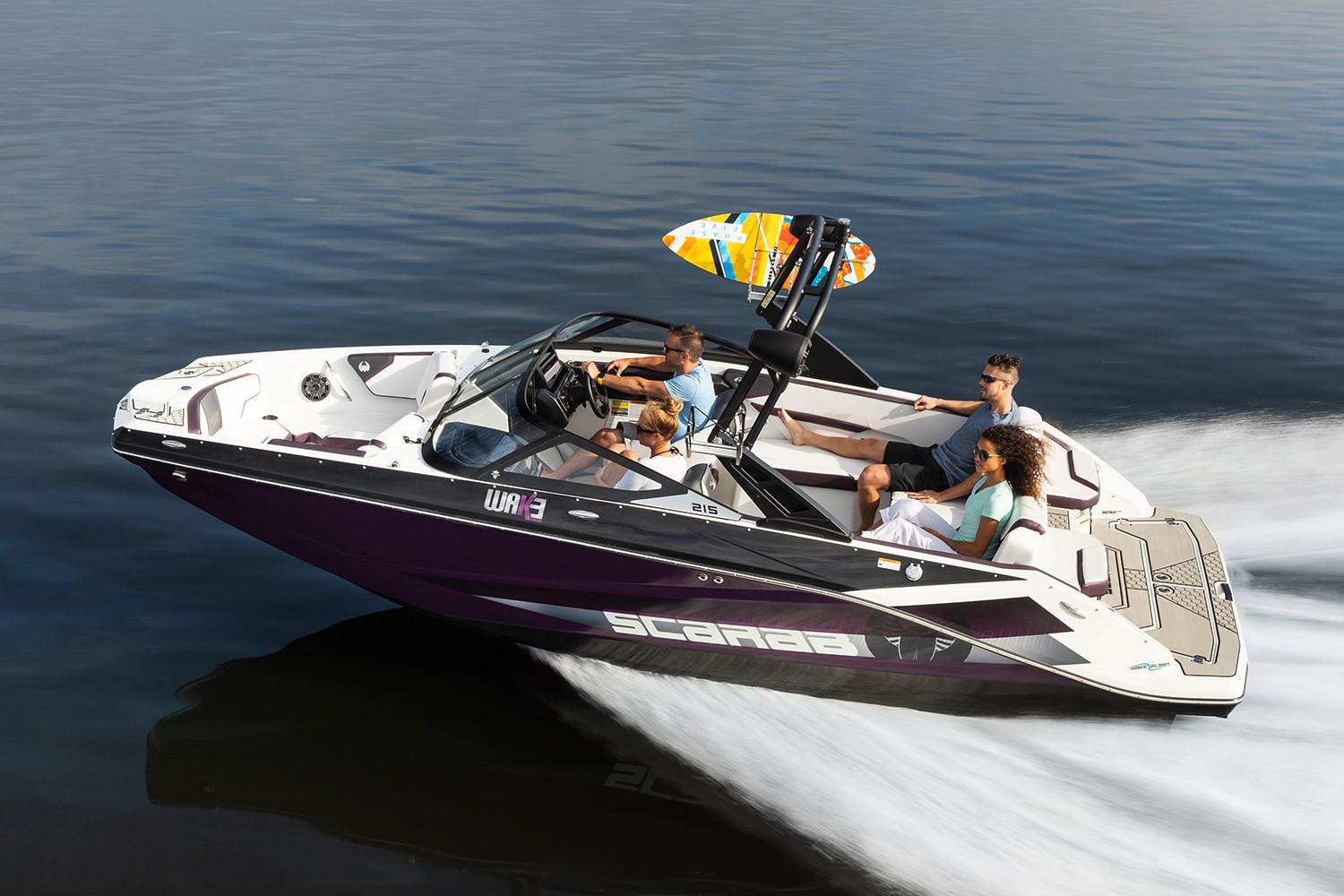 2021 Scarab 215 ID in Clearwater, Florida - Photo 2