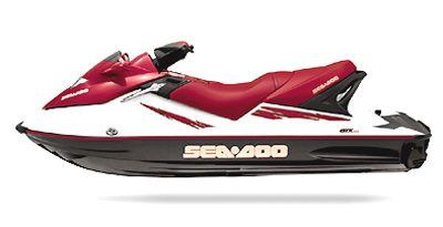 2003 Sea-Doo GTX 4-TEC in Afton, Oklahoma