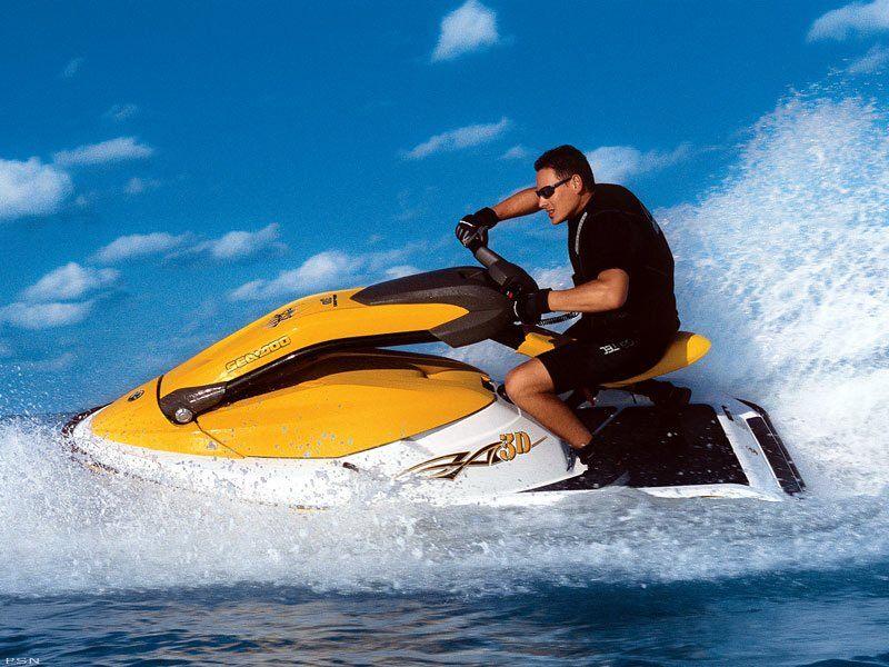 2005 Sea-Doo 3D Vert & Moto 2