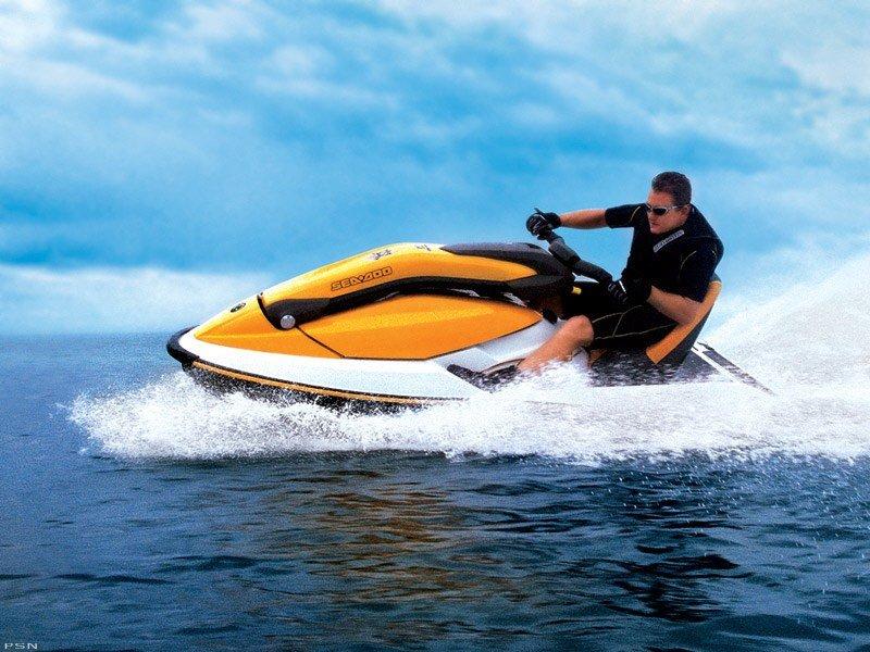 2005 Sea-Doo 3D Vert & Moto 3