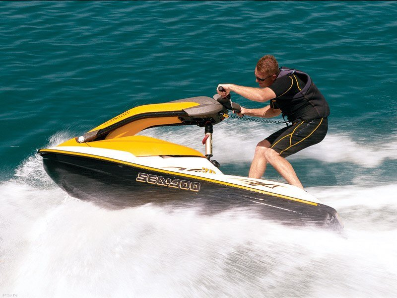 2005 Sea-Doo 3D Vert & Moto 4