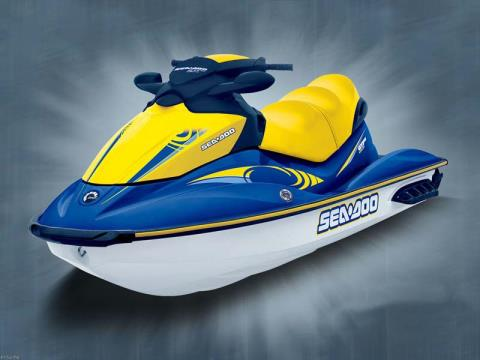 2006 Sea-Doo GTI SE in Dickinson, North Dakota