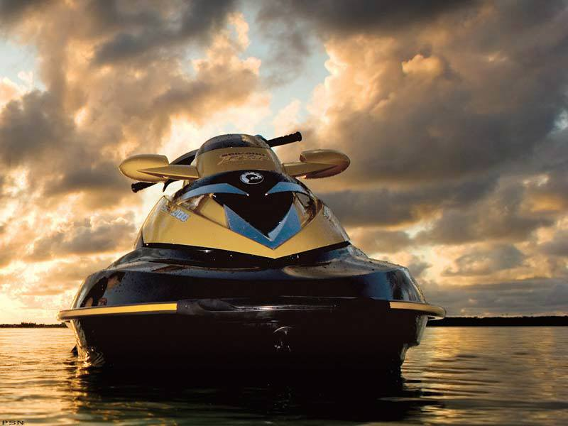 2006 Sea-Doo RXT in Woodruff, Wisconsin