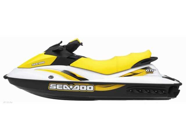 2007 Sea-Doo GTI SE 130 2