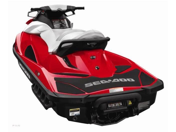 2011 Sea-Doo GTI SE 130 2