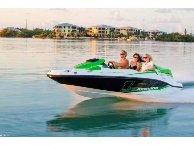 2012 Sea-Doo 150 Speedster in Elizabethton, Tennessee - Photo 7