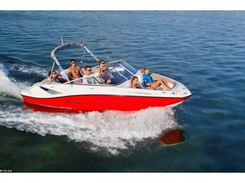 2012 Sea-Doo 210 Challenger S in Springfield, Missouri - Photo 9