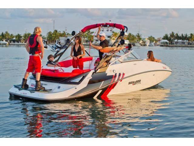 2012 Sea-Doo 230 WAKE in Brenham, Texas - Photo 7