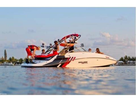 2012 Sea-Doo 230 WAKE in Brenham, Texas - Photo 8