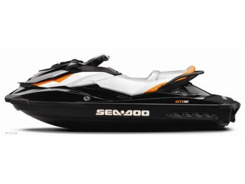 2013 Sea-Doo GTI™ SE 155 in Richardson, Texas