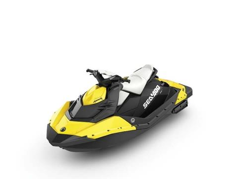 2014 Sea-Doo Spark™ 2up 900 H.O. ACE™ iBR Convenience Package in Afton, Oklahoma