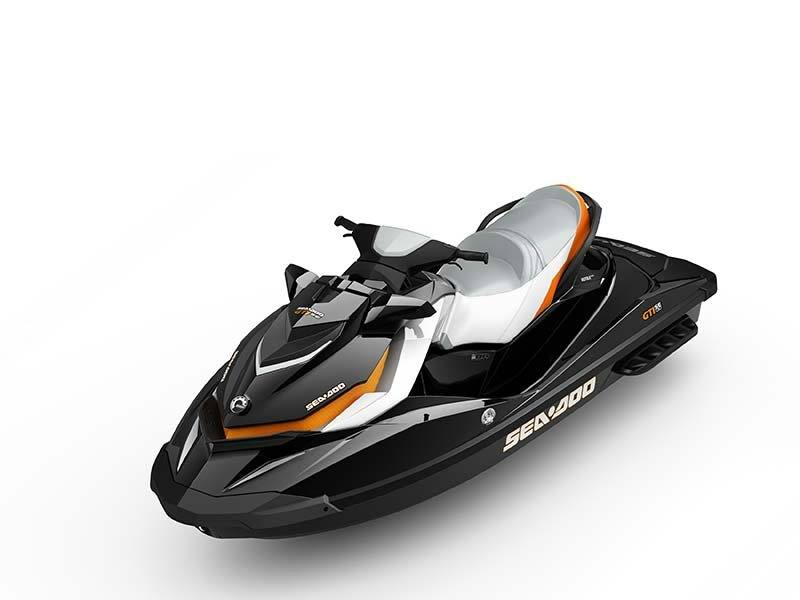 2014 Sea-Doo GTI™ SE 130 Watercraft Waterloo Iowa 24EF