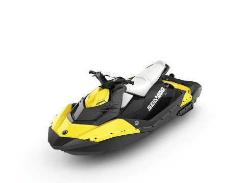 2014 Sea-Doo Spark™ 3up 900 H.O. ACE™ iBR Convenience Package in Edgerton, Wisconsin