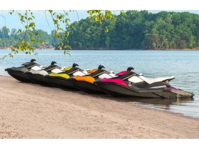 2015 Sea-Doo Spark 2up Rotax® 900 ACE™ Convenience Package