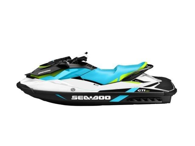 2015 Sea-Doo GTI™ 130 in Lawrenceville, Georgia