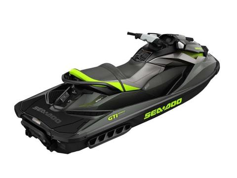 2015 Sea-Doo GTI™ Limited 155 Watercraft Roscoe Illinois 39FA