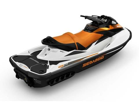 2015 Sea-Doo GTX 155 in Lawrenceville, Georgia