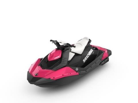 2015 Sea-Doo Spark™ 3up 900 H.O. ACE™ Convenience Package in Lawrenceville, Georgia