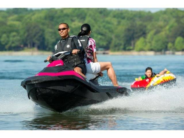 2015 Sea-Doo Spark 3up 900 H.O. ACE Convenience Package 4