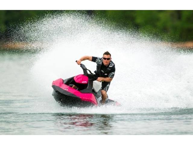 2015 Sea-Doo Spark 3up 900 H.O. ACE Convenience Package 5