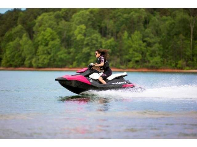 2015 Sea-Doo Spark 3up 900 H.O. ACE Convenience Package 6