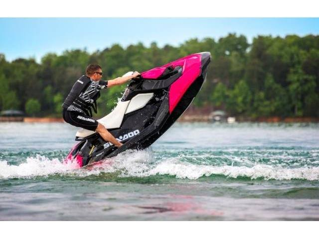 2015 Sea-Doo Spark 3up 900 H.O. ACE Convenience Package 7