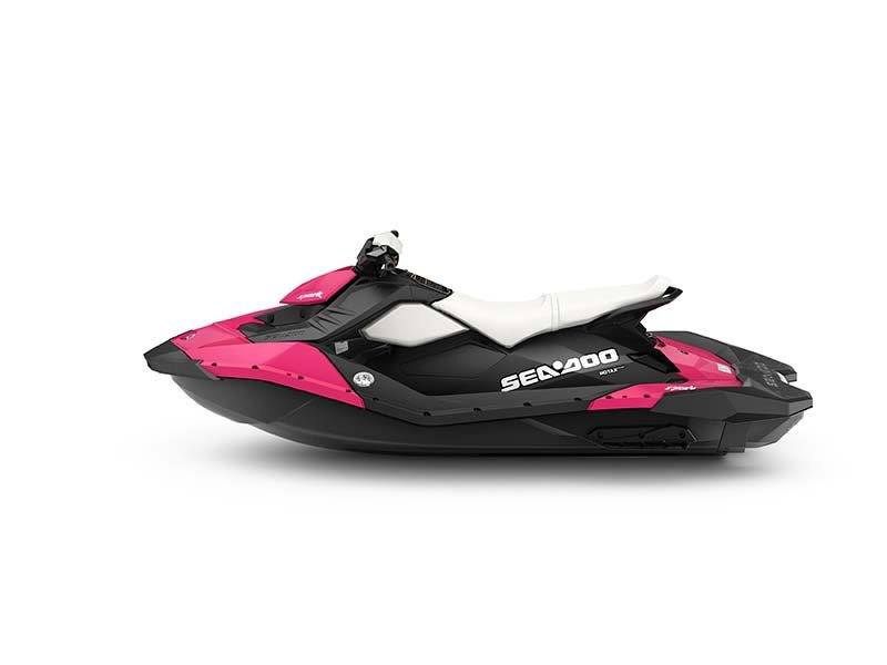 2015 Sea-Doo Spark™ 3up 900 H.O. ACE™ iBR Convenience Package in Wilkes Barre, Pennsylvania - Photo 4