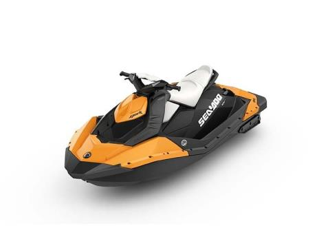 2015 Sea-Doo Spark™ 3up 900 H.O. ACE™ iBR Convenience Package in Edgerton, Wisconsin
