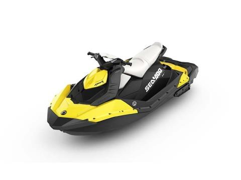 2015 Sea-Doo Spark™ 3up 900 H.O. ACE™ iBR Convenience Package in Lawrenceville, Georgia