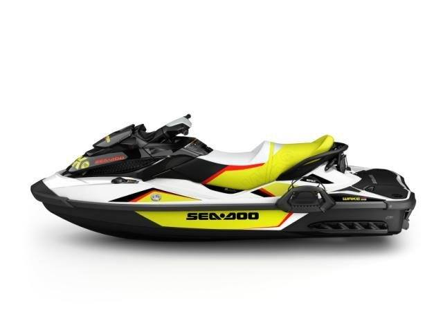 2015 Sea-Doo Wake Pro 215 in Lawrenceville, Georgia