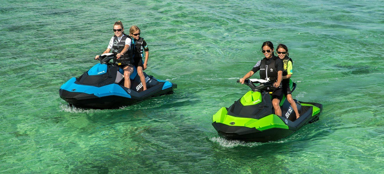 2016 Sea-Doo Spark 2up 900 H.O. ACE w/ iBR & Convenience Package Plus in Lawrenceville, Georgia